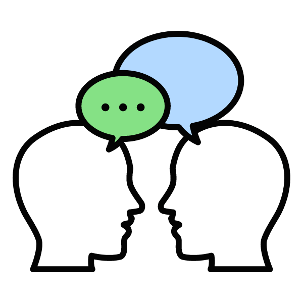 Clear in communication and maintain transparency